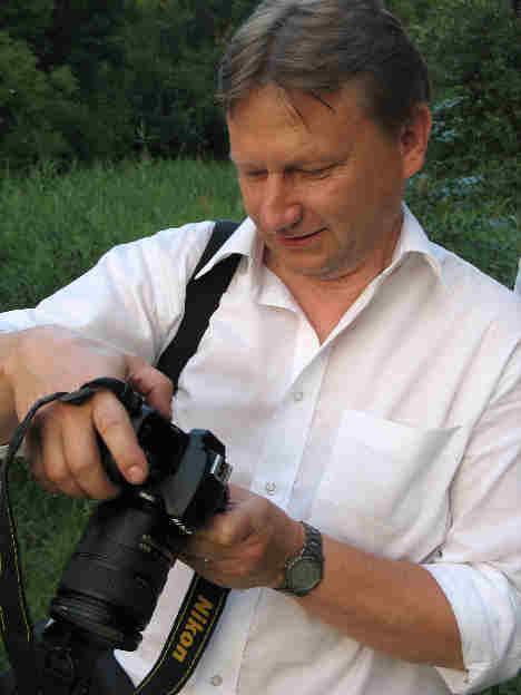 Autor webu - Vladimír Kutlvašr